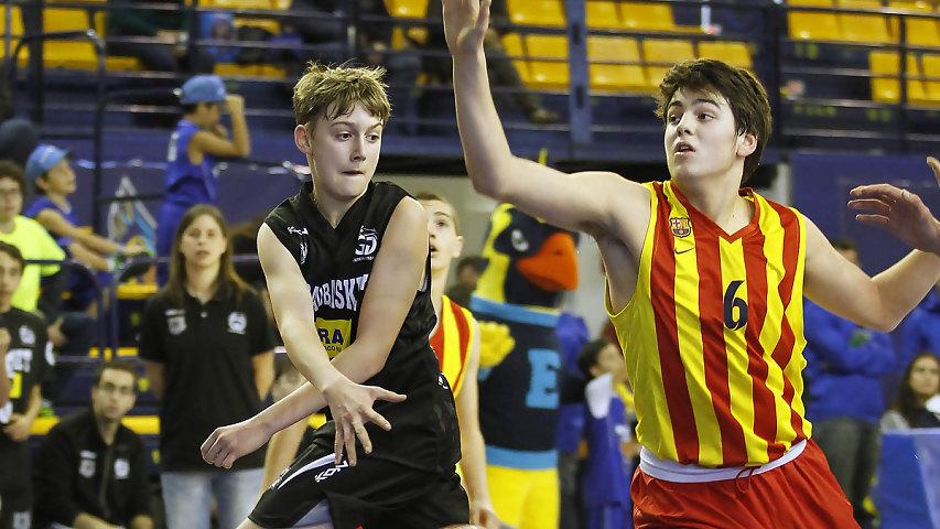 Zaragoza acoge la fase previa de la Minicopa Endesa ACB 2016