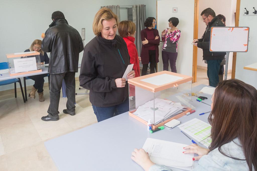 Alta participación en la elección de alcaldes y vocales en los barrios rurales de Zaragoza