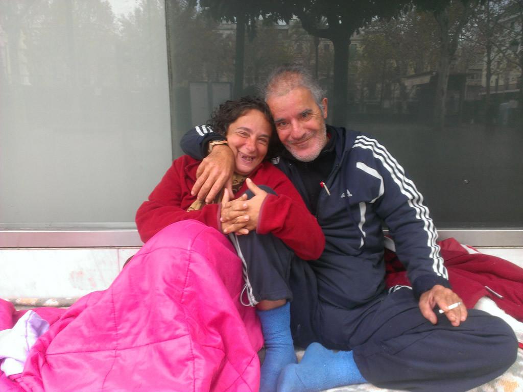 Carmen y Manuel. Foto: Sergio Gracia Solanas