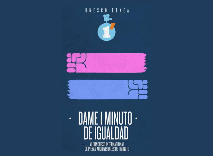 """""""Dame 1 Minuto de… Igualdad"""""""