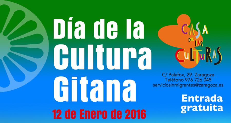 Zaragoza celebra, el 12 de enero, el Día de la Cultura Gitana