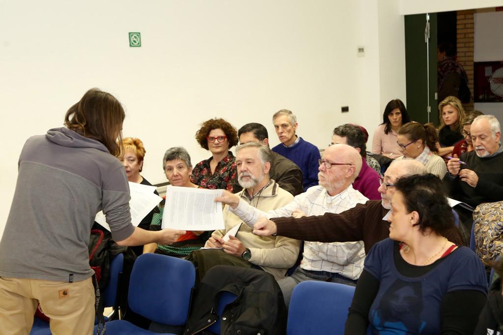 El Actur estrena Mesa de Emergencia Social, nuevo recurso para impulsar el trabajo comunitario
