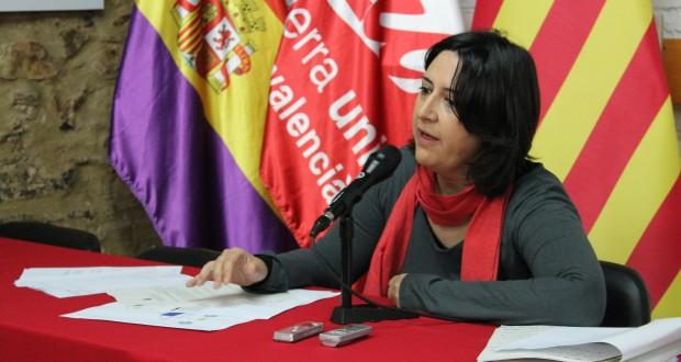 """Rosa Pérez Garijo (EUPV): """"No es el caso Imelsa. Es el caso Partido Popular"""""""