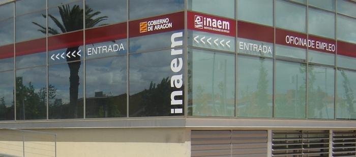 El paro registrado en mayo en Aragón se sitúa en 68.762 personas