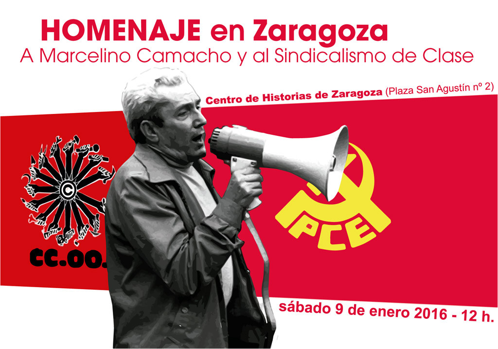 PCE Aragon Entrega carnets 2015