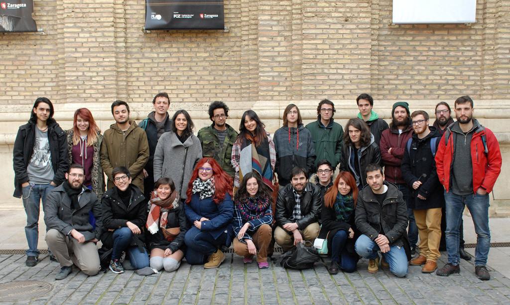Más de 30 jóvenes crean el Círculo de Juventud de Podemos en Zaragoza