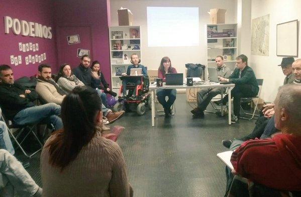 Podemos no apoyará los presupuestos del PSOE hasta que se planteen soluciones al IAI