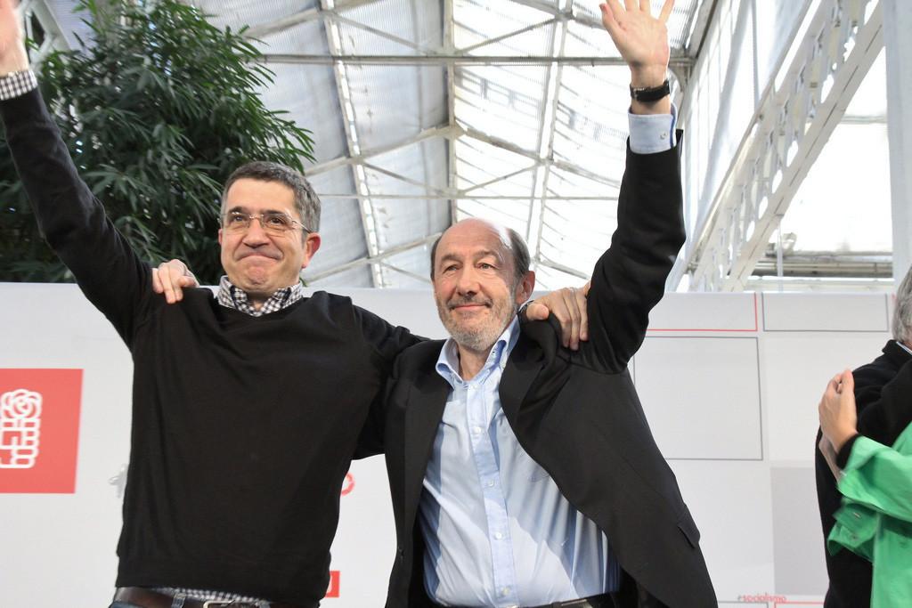 Patxi López nuevo presidente del Congreso español, tras el acuerdo entre PSOE y Ciudadanos
