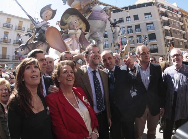 24 personas detenidas en una operación anticorrupción contra el PP en el País Valencià