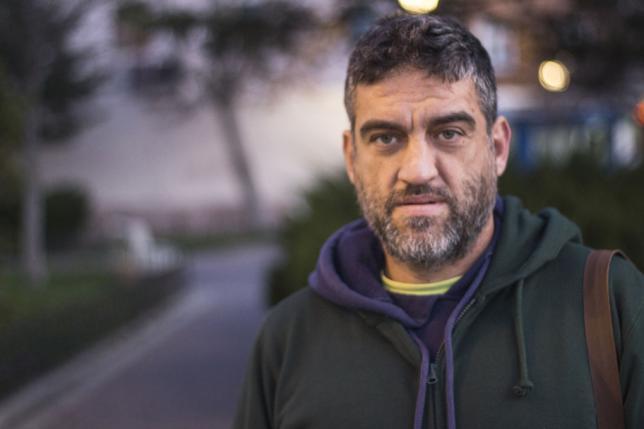 Raúl Capín: «Era incómodo que hubiera periodistas informando sobre policías que pegaban»