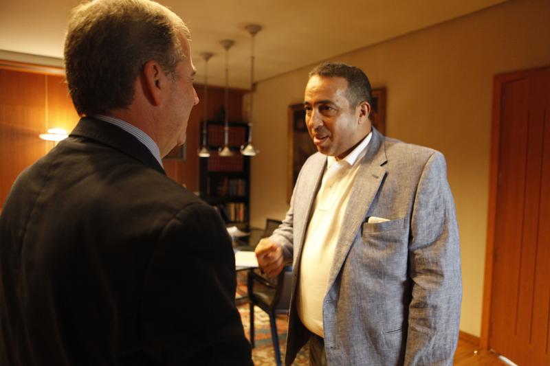 Parlamentarios aragoneses mantendrán una reunión de trabajo con el delegado del Pueblo Saharaui en Aragón