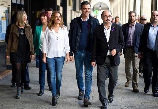 El PSOE cesa como coordinadora a Susana Sumelzo sin previo aviso