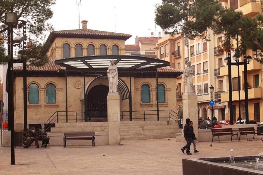 El Teatro del Mercado presenta la obra 'Hotel Bicho' de la compañía zaragozana ImproBicha