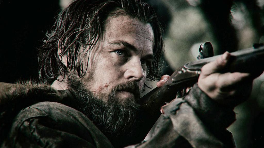 DiCaprio en El Renacido.
