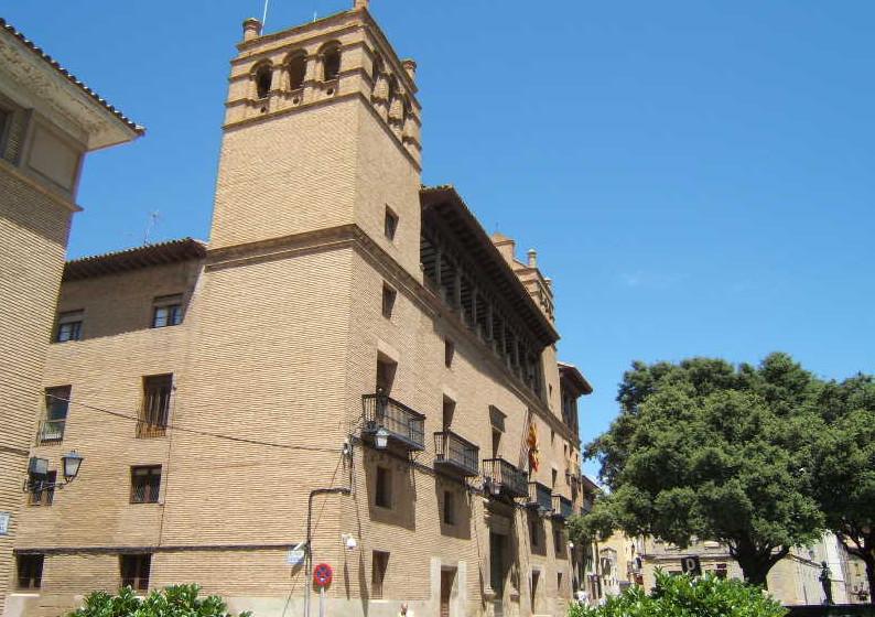 El Colectivo Ciudadano de Uesca pide el traslado del Archivo General de Aragón