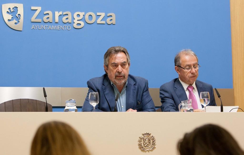 Belloch investigado por el juez que instruye la liquidación de la contrata de bus urbano de Zaragoza