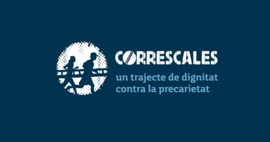 Podemos Aragón muestra su apoyo a la marcha reivindicativa Correscales