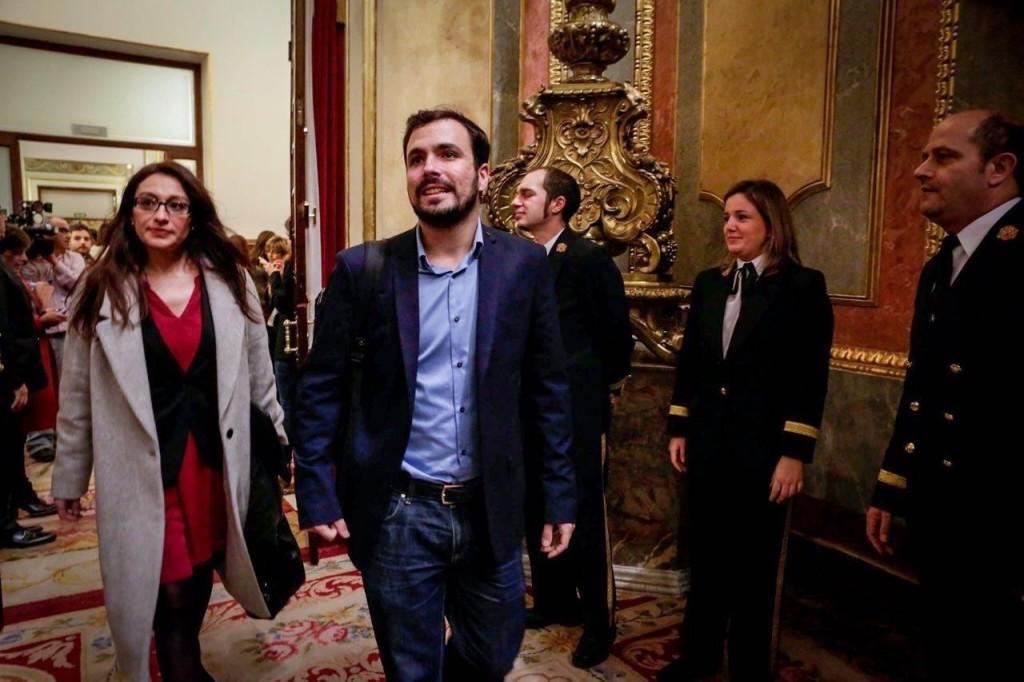 ERC, IU-UP y EH Bildu se registran como grupo parlamentario en el Congreso