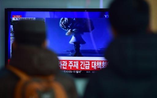 Corea del Norte anuncia la prueba exitosa de una bomba de hidrógeno