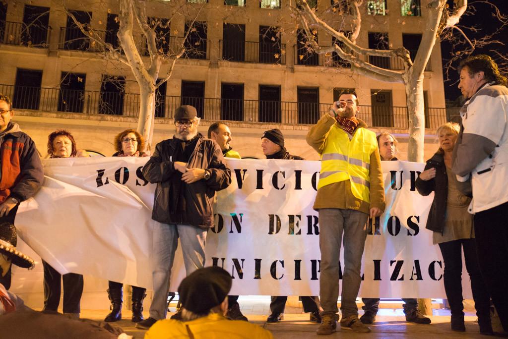 SOA muestra su apoyo a las reivindicaciones de la plantilla de AUZSA