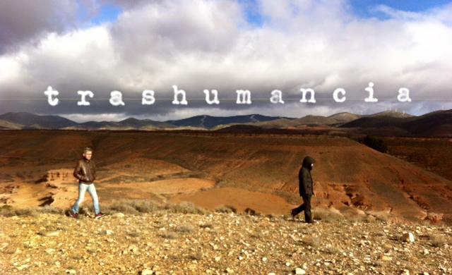 Una performance en Torralba de Ribota nos descubre los sentidos de la 'Trashumancia'