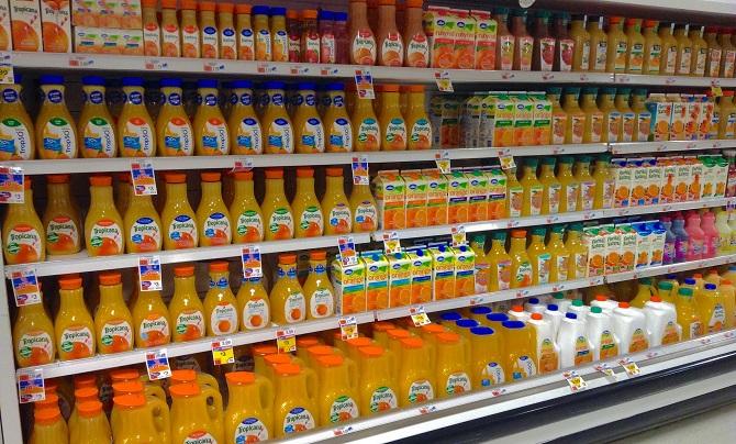¿Qué hay detrás del negocio del zumo de naranja?