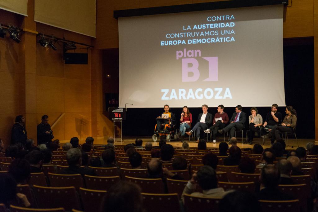 """En marcha el 'Plan B': iniciativa política alternativa a la Europa """"de mercaderes y banqueros"""""""