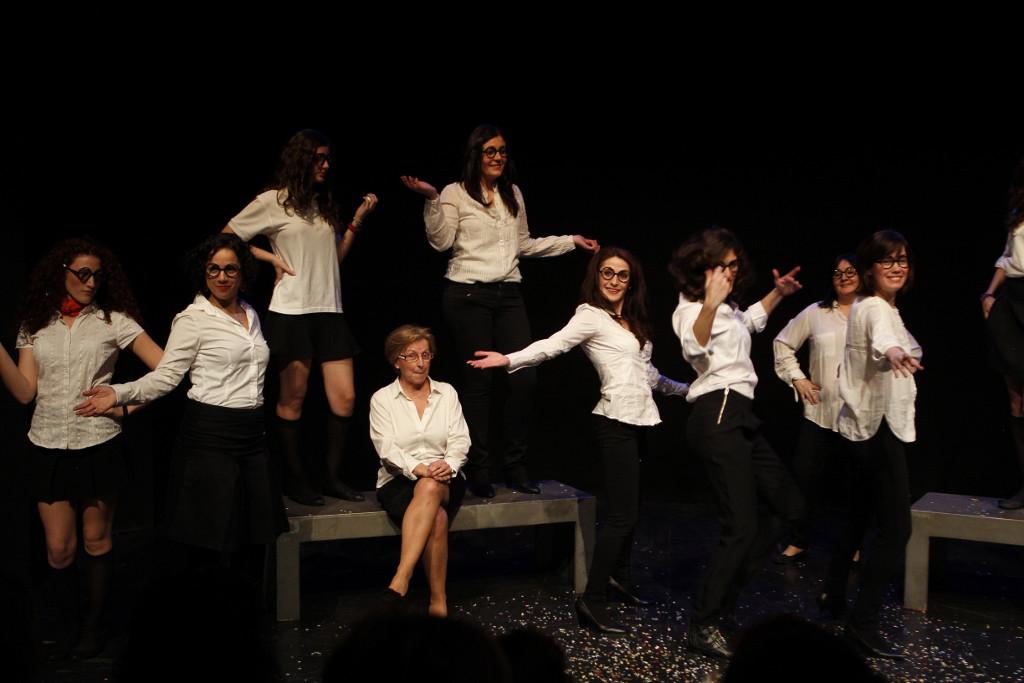 Alumnado del Teatro de la Estación 'toma' el escenario en el marco del ciclo '¡A Escena!'