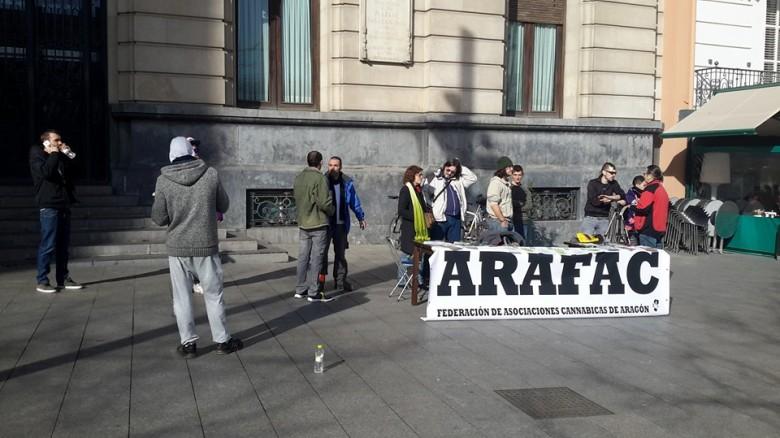 ARAFAC, por la normalización del cánnabis