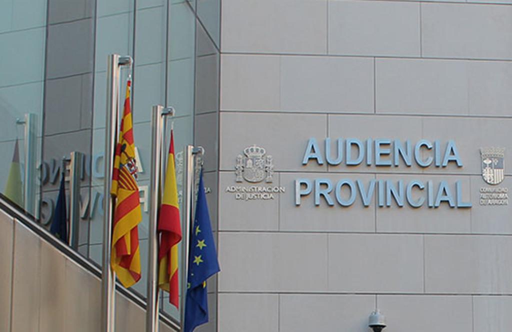 La Audiencia de Zaragoza desestima el desahucio de una mujer de una nave