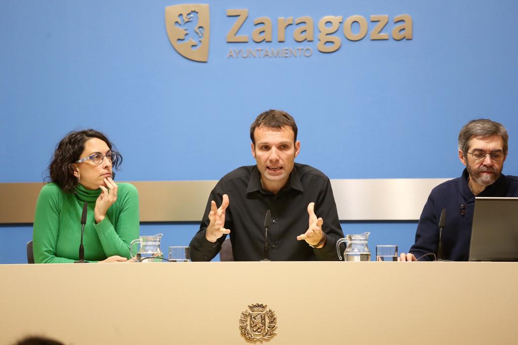 El Ayuntamiento de Zaragoza plantea la recuperación de espacios urbanos vacíos con un proceso participativo