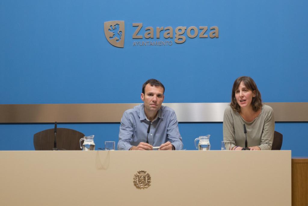 Zaragoza en Común lanza una propuesta para modificar la línea estratégica de Ecociudad