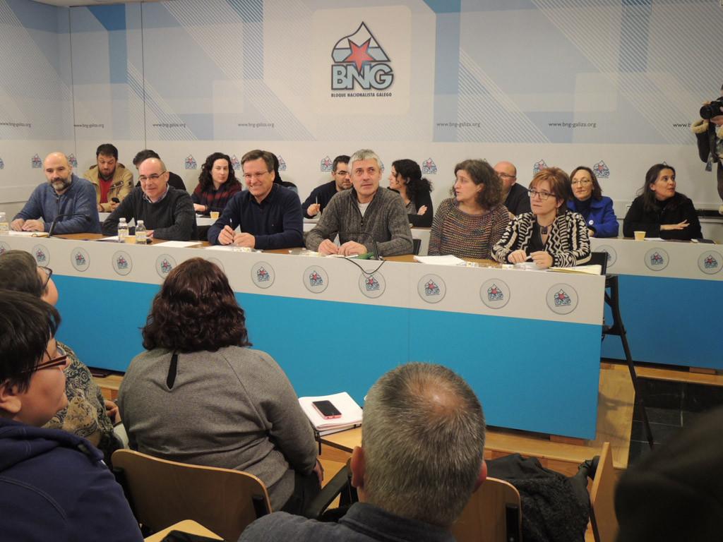 El BNG definirá su estrategia política y elegirá nueva dirección en su Asemblea Nacional del 28 de febrero