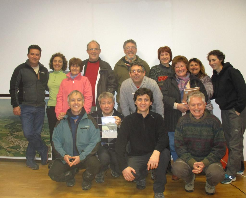 Buena celebración de la II Trobada de Fablans en Biscarrués