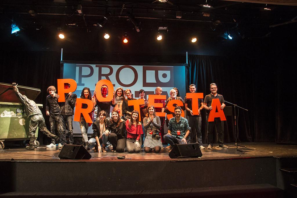 Se abren las inscripciones de la cuarta edición del festival de cortometrajes Protesta