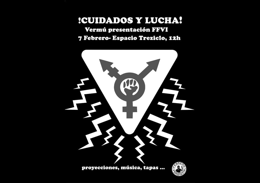 Arranca Febrero Feminista VI con un vermú de presentación