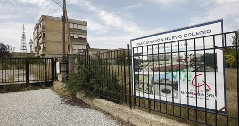 """La AVV Montes de Torrero reitera su oposición a la reconversión del antiguo colegio de Lestonnac """"en un supermercado"""""""