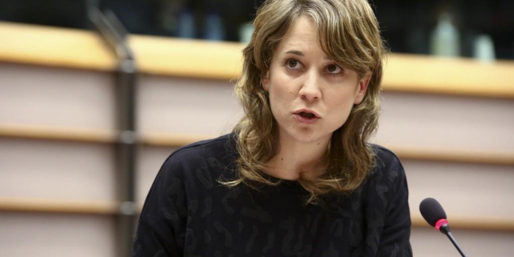 Marina Albiol: «Algun dia els actuals dirigents europeus hauran de rendir comptes pels més de 5.000 morts al Mediterrani»