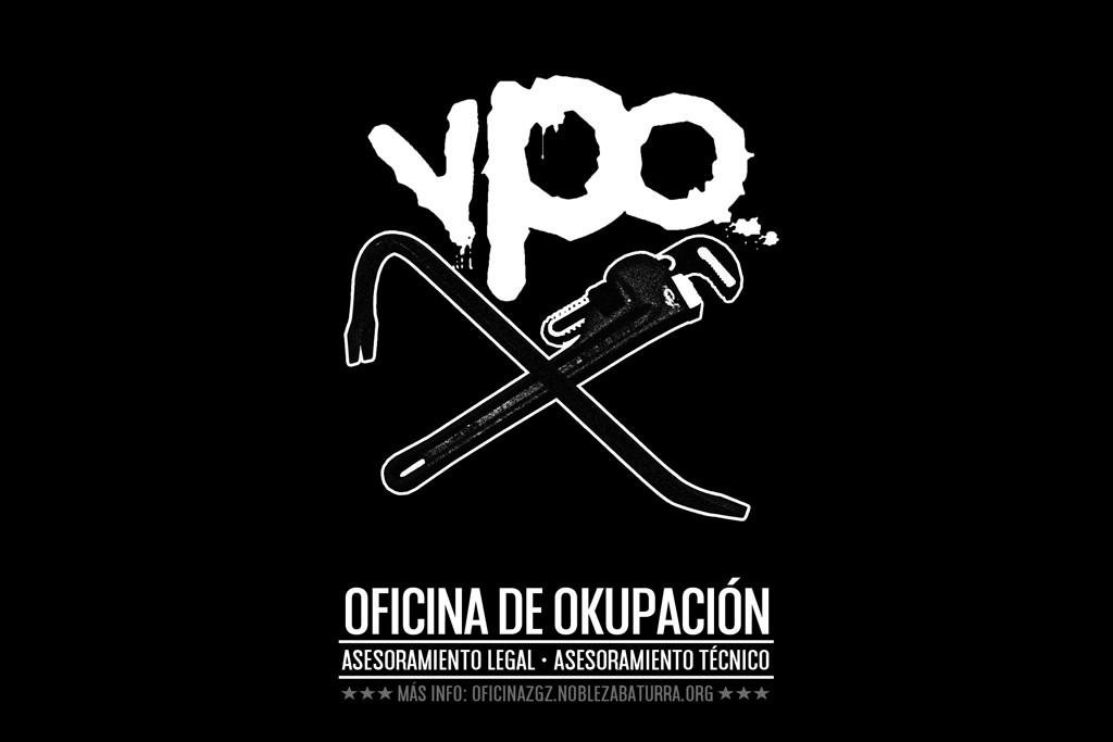 La Oficina de Okupazión de Zaragoza vuelve a la actividad en septiembre
