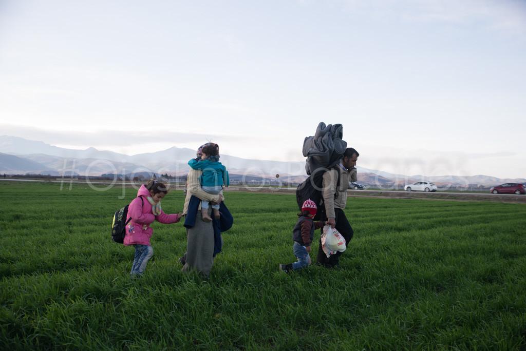 'Yo acojo', una campaña mundial que exige a los Estados garantizar protección a las personas refugiadas