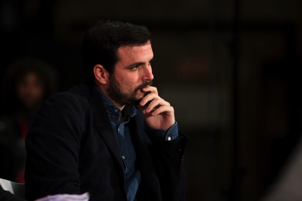 Alberto Garzón anuncia medidas parlamentarias para esclarecer si Juan Carlos I tenía bienes opacos