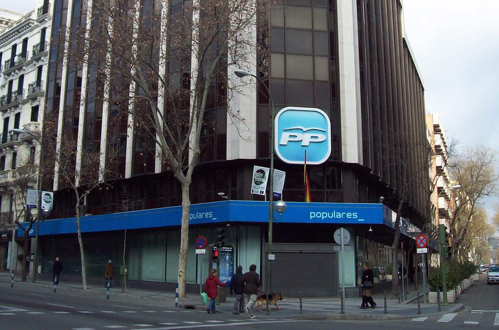 El Partido Popular suspenderá de militancia a Eduardo Zaplana tras su detención