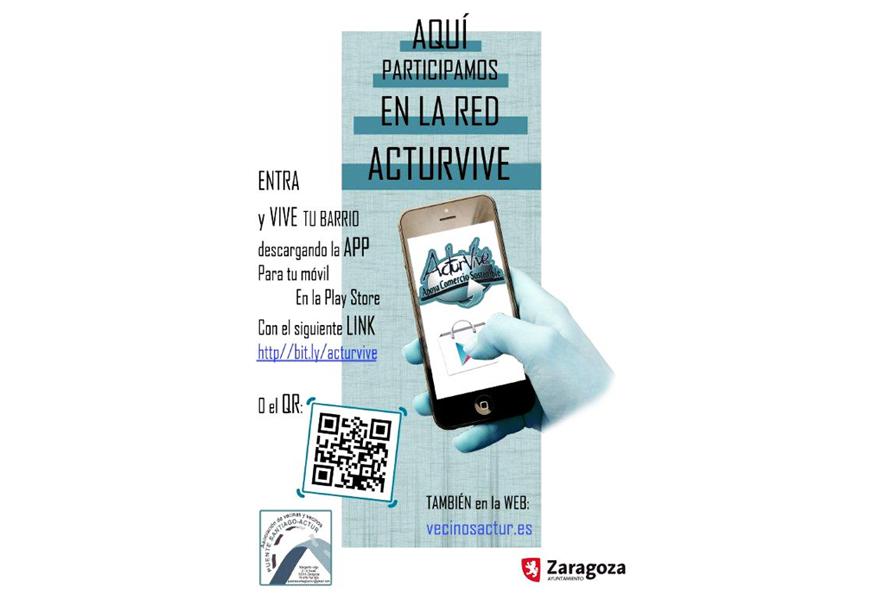 """Asociación Vecinal Actur-Puente Santiago, trabajando por un barrio para """"vivir su día a día"""""""