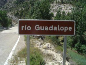CHA Caspe reclama la limpieza de la ribera del río Guadalope