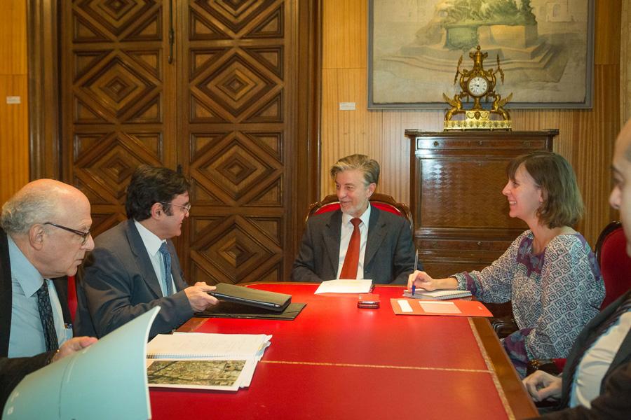 El Ayuntamiento de Zaragoza prioriza un suministro de agua de calidad desvinculado con el recrecimiento de Yesa