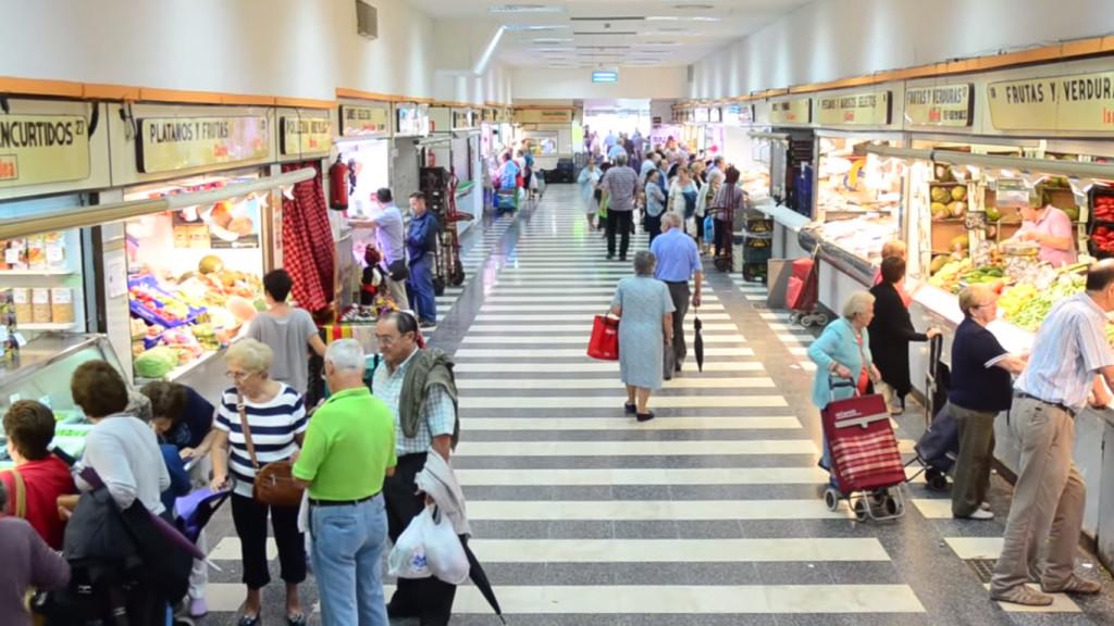 El Ayuntamiento busca ayuda europea para revitalizar los mercados de Zaragoza