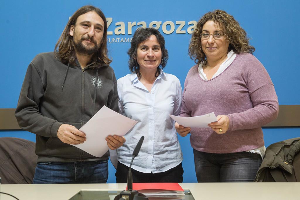 Zaragoza Vivienda firma un convenio para la acogida de personas refugiadas