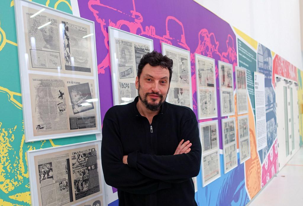 Etopia inaugura la exposición CCDZ90: Contracultura Digital en la Zaragoza de los 90