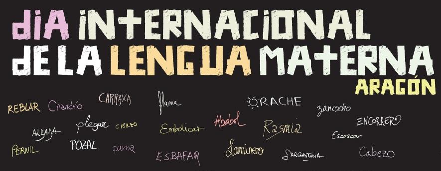 Aragón celebra el Día de la Lengua Materna