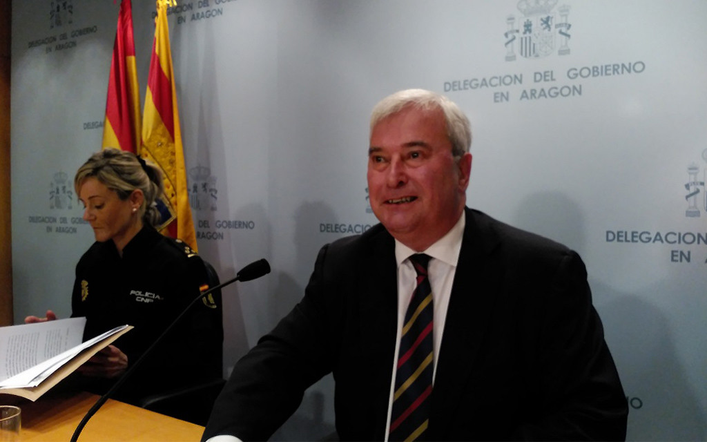 Podemos e Izquierda Unida piden la dimisión de Gustavo Alcalde por los hechos acaecidos este domingo en Zaragoza